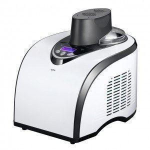 Exido ismaskine med kompressor