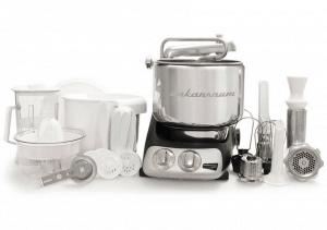 Ankersrum Assistent køkkenmaskine med tilbehør