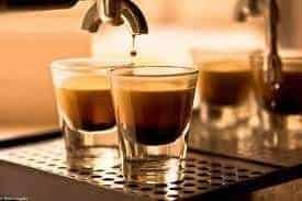 Espresso brygning