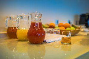 Juice lavet med en slowjuicer indeholder flere vitaminer