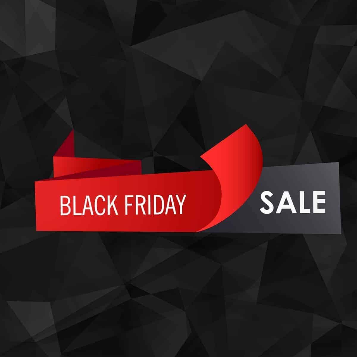 black friday tilbud online